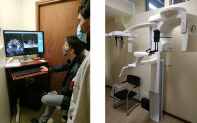 ANDA adquiere Ortopantomógrafo para sus servicios de salud.