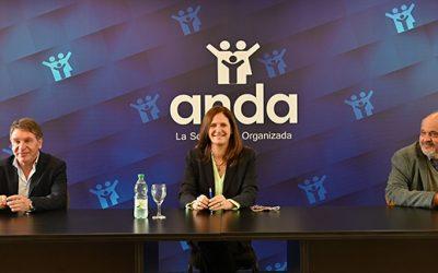 ANDA selló una alianza con la Clínica Suizo-Americana
