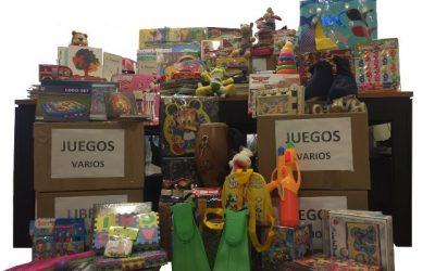 """""""Manitos solidarias"""" de ANDA llevó sonrisas a los niños de Aldeas Infantiles"""