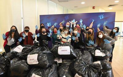 ANDA implementó campaña de donación de abrigos para familias migrantes