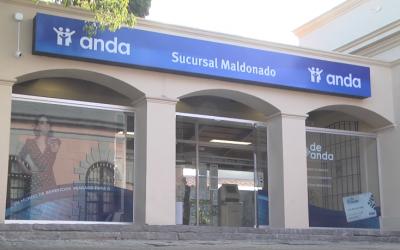 Inauguramos nuevo local de sucursal en Maldonado